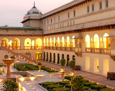 Palace Hotels – Revel in India's Rich Legacy