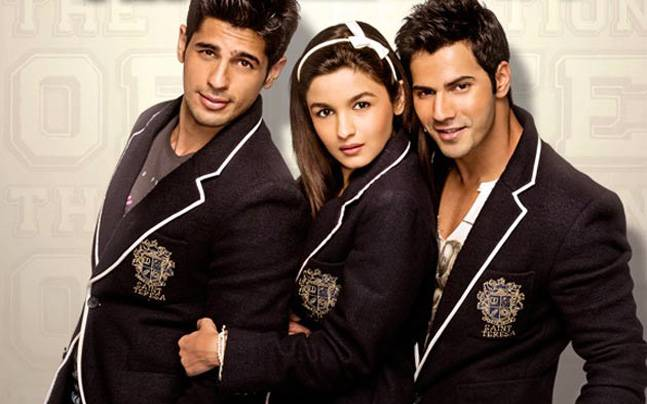 Karan Johar's Experiment with Newcomers in 'Student of the Year'