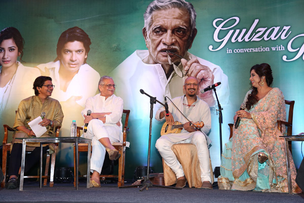 Saregama launches 'Gulzar in conversation with Tagore'