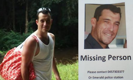 Search for missing Sunshine Coast dad Aaron Flynn