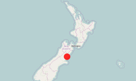 Breaking News: 5.7 magnitude aftershock hits New Zealand