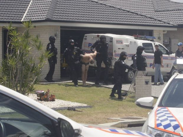 Caboolture man to face court over suburban siege