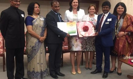Premier Palaszczuk hosts Indian community reception, remembers late Manmeet Alisher