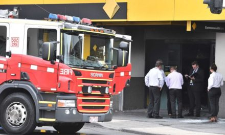 Bank fire: Dozens injured, two critical, after man allegedly sets fire to Springvale CBA