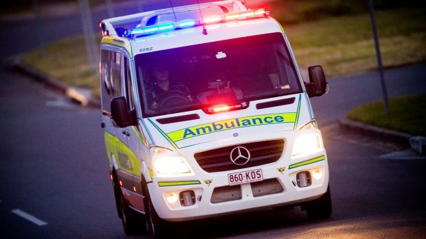 Baby critical after pram hit by car in Brisbane's south