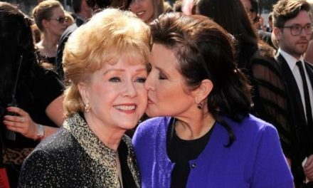 Debbie Reynolds dies at 84, one day after her daughter Carrie Fisher