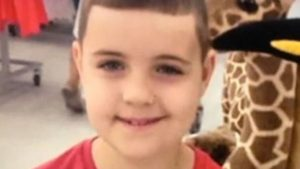 Driver of ute which fatally struck nine-year-old boy in Logan on Christmas Day charged