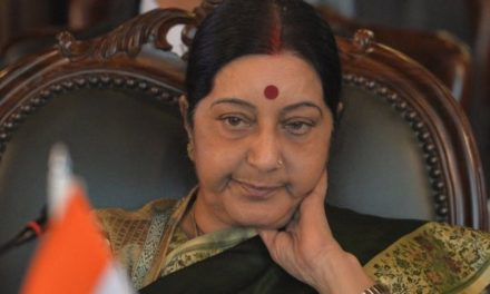Sushma Swaraj: Indian minister released from hospital