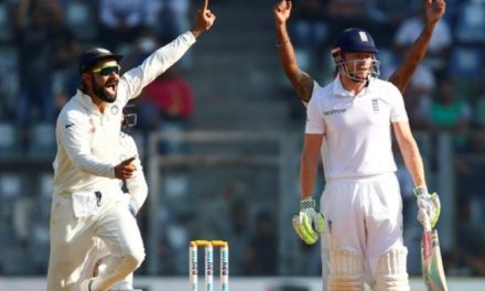 India v England: Ravichandran Ashwin seals series win in Mumbai
