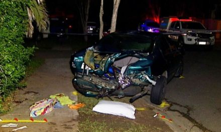 Logan boy still critical after being hit by alleged drunk driver while looking at Christmas lights
