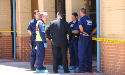 Woman 'stabbed' in Joondalup courthouse mediation room, man in custody