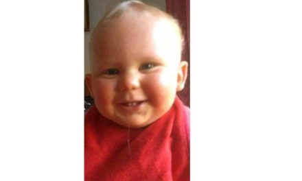 Police in urgent search for missing one-year-old boy