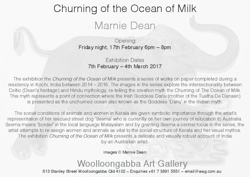 Churning Of The Ocean Of Milk