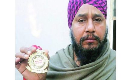 Father loses son to drugs, starts campaign in Punjab