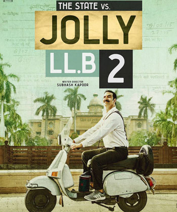 JOLLY LLB 2 Movie Set To Release On  10 February 2017