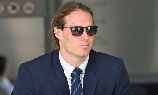 Australia Day rapist avoids jail