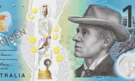 Australia's new $10 banknote has been unveiled