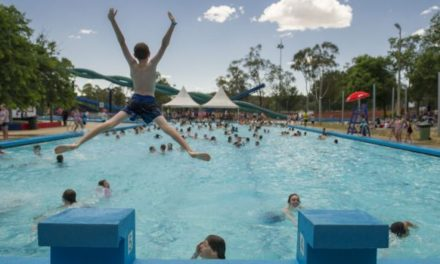 Canberra has sweated through the hottest January on record