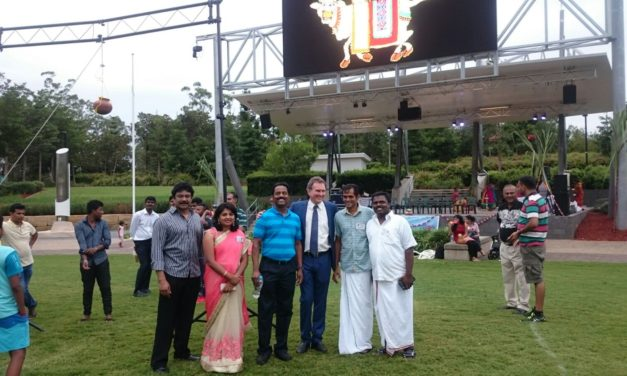 Pongal festival in Brisbane: community celebrates with the Tamils