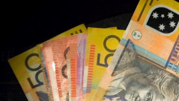 Robber busted with $1800 in undies: Court