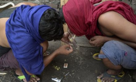 Why has India's Punjab fallen into the grip of drug abuse?