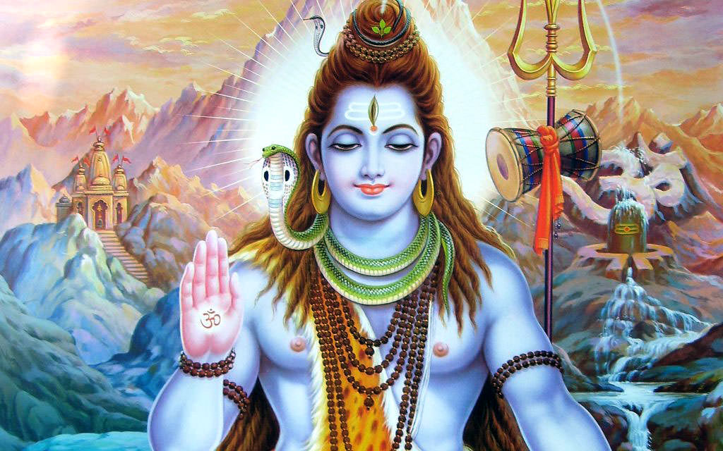 Maha Shivratri – the Great Night of Shiva