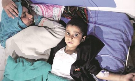 Kashmir: Mother of 12-yr-old killed by stray bullet: 'She was sleeping on my right arm'