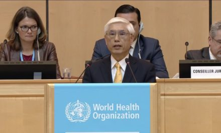 Leaving No One Behind:  Calling for Taiwan's Participation in the 2017 World Health Assembly