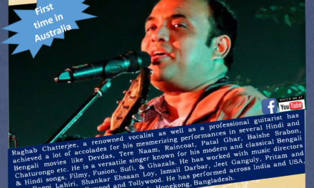 A MUSICAL EVENING WITH RAGHAB CHATTERJEE