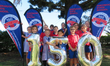 Annual Sherwood State School FETE to be held on Saturday 13th May 2017