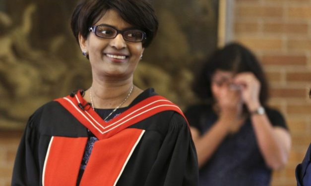 University holds early convocation for Indian student suffering from cancer