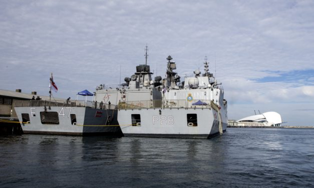Second AUSINDEX a week long naval exercise between India and Australia