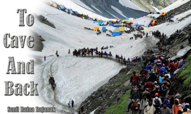 To cave and back – Self Realisation after trek to Amarnath cave