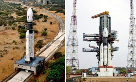 India's Heaviest Rocket – Geosynchronous Satellite Launch Vehicle-Mark III (GSLV-Mk III) – Set For Launch today!