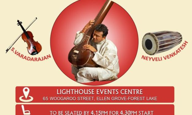 SVARAALAYA SCHOOL OF MUSIC PRESENTS CARNATIC VOCAL CONCERT