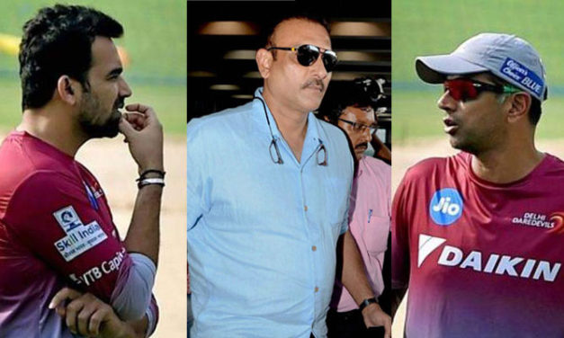 High profile players to be part of Cricket Team India – Ravi, Zaheer & Rahul back in thick of the game