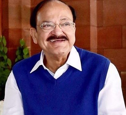 Venkaiah Naidu nominated for Vice President's post
