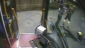 Cyclist charged with attacking Brisbane bus driver at depot