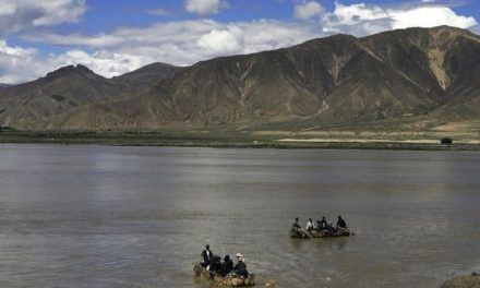 China and India water 'dispute' after border stand-off