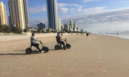 Council moves to ban powered scooters, quad bikes around Gold Coast beaches