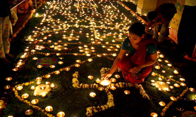 Diwali: A Global Festival of Lights