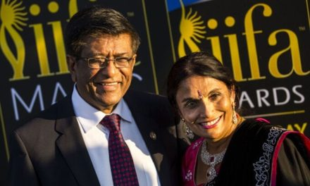Indian-American couple pledges $200 million to transform healthcare in India