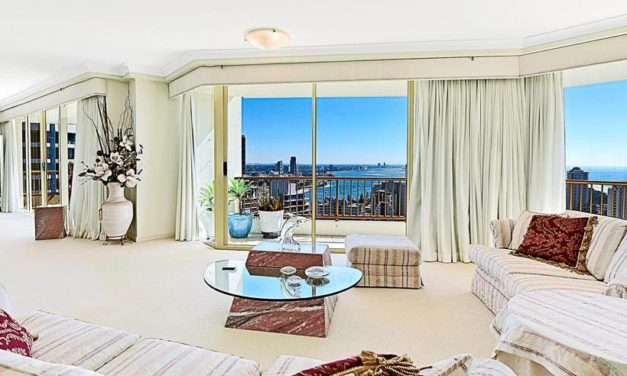 Gold Coast sub-penthouse sells for almost $2 million