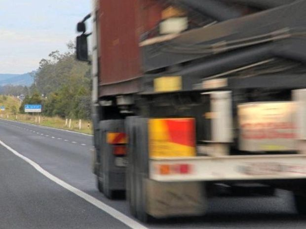 Man hit by truck on the Bruce Hwy dies in hospital