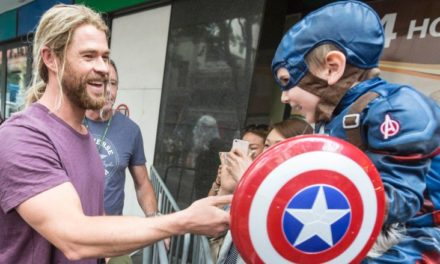 Thor star Chris Hemsworth is coming to the Gold Coast