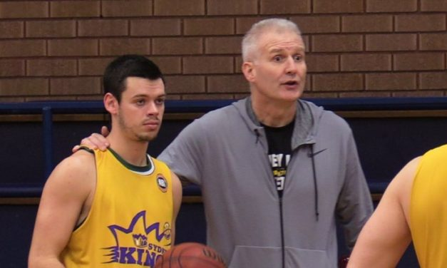 Jason Cadee ready to score 1000th point for Sydney Kings