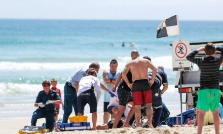 Man, 79, critical after collapsing at Coolangatta beach