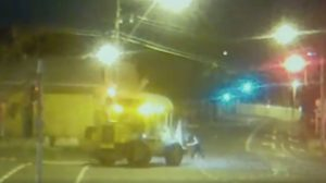 Man charged with dangerous driving after alleged Brisbane hit-and-run