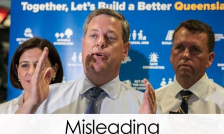 Fact check: Did Queensland see its largest fall in jobs on record last year?