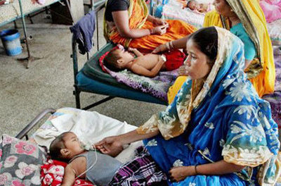 Indian Americans raise $2.4 million for public health in India